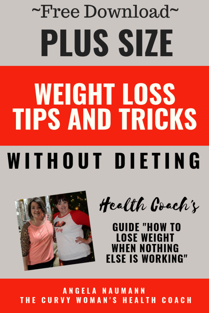 Plus Size Weight Loss Tips for Plus Size Women Over 40