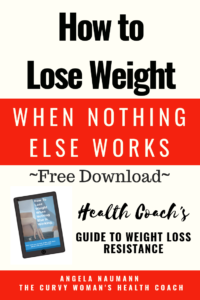 How to Lose Weight When Nothing Else is Working, Plus Size Weight Loss Tips for Plus Size Women Over 40
