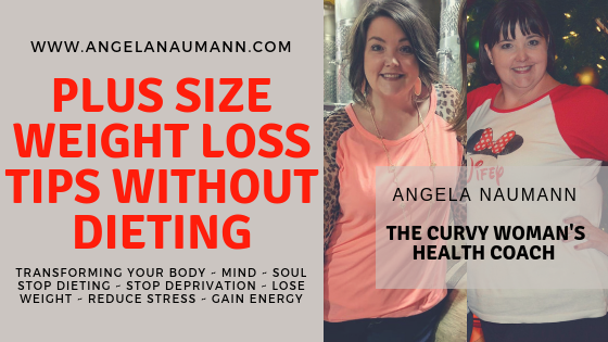 Tips and tricks for plus size weight loss for women over 40 without being held hostage by restrictive diets