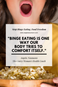 Stress | Stop Binge Eating | Food Freedom