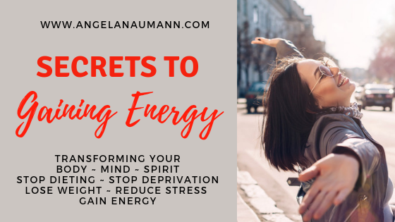 Secrets to Gaining Energy