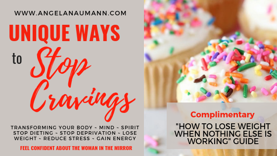 Unique Ways to Stop Cravings