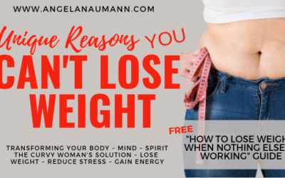Unique Reasons You Can't Lose Weight