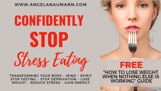 Confidently Stop Stress Eating