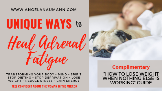 #adrenalFatigue #HealAdrenalFatigue