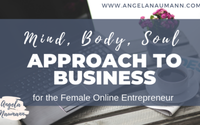 Mind Body Soul Approach to Business