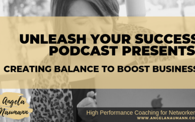 Creating Balance to Boost Business