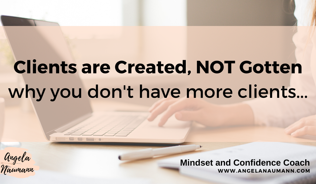 Episode 37 – Clients are Created NOT Gotten